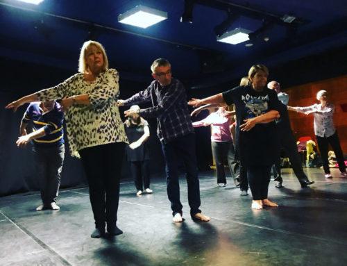 Elders Dance Company Evaluation 2020